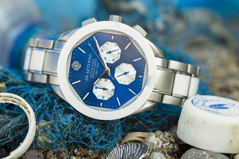 Ekologia na pełnym wypasie, czyli flagowy zegarek Poseidon, wyekwipowany w stoper