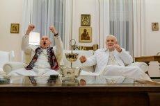 """""""Dwóch papieży"""" to film ukazujący ludzką stronę Benedykta XVI i Franciszka"""