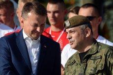 MON zapewnia amatorom z WOT dwa razy większe środki niż żołnierzom zawodowym Wojska Polskiego.