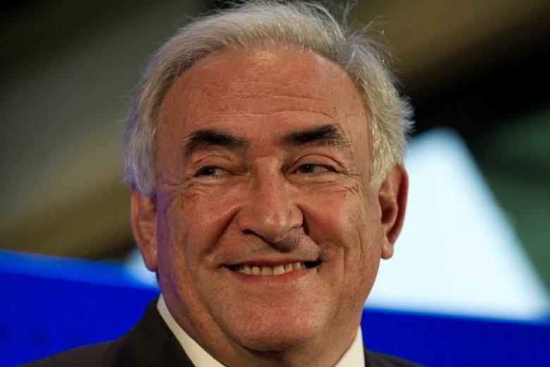 DSK to inicjały Dominique'a Strauss-Kahna. I nazwa seks klubu.