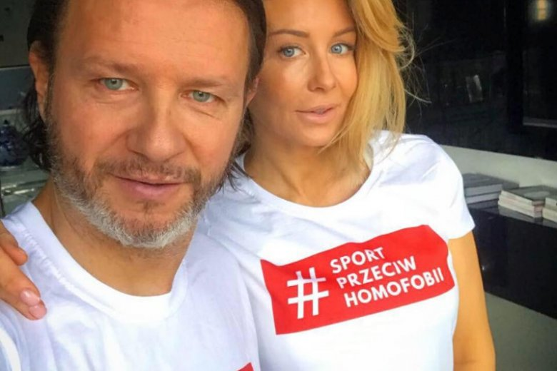 Sport Przeciw Homofobii to akcja, w którą zaangażowali się najlepsi polscy sportowcy.