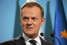 Donald Tusk komentował we wtorek wyniki wyborów do Parlamentu Europejskiego.