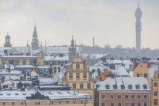Sztokholm w śniegu. Czy to wina równouprawnienia?