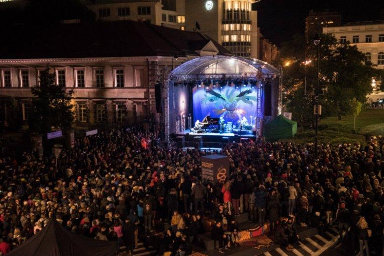 Jazz Jamboree przyciągnęło tłumy