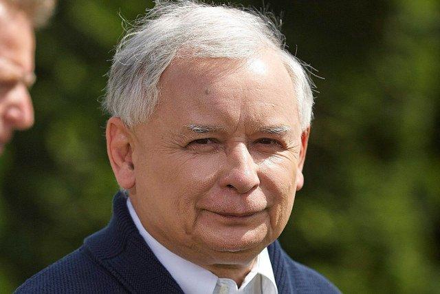 Jarosław Kaczyński polecił akcje Telewizji Republika