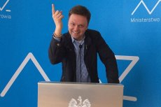 Szymon Hołownia kandydatem na prezydenta? Plotek coraz więcej, a sam zainteresowany ich nie ucina.