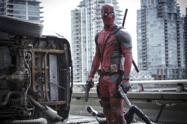 M.in. antybohater Deadpool zawładnął umysłami internautów w 2016 r.