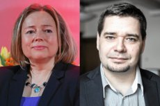 """Wanda Nowicka uważa, że wiceminister Michał Królikowski jest """"szkodnikiem prawnym"""""""