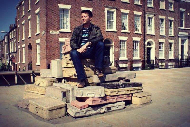 Wiecznie na walizkach... Michał nie wyobraża sobie życia bez podróży. Był już niemal wszędzie.