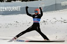 Dawid Kubacki zajął 3. miejsce w zawodach  Pucharu Świata w Sapporo.