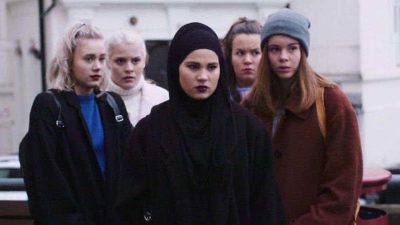 """""""Skam"""" to jeden z najpopularniejszych seriali wśród polskich nastolatków"""