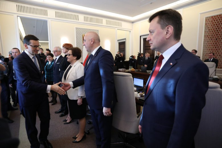 Doradcy ministrów z gabinetów politycznych otrzymali wysokie nagrody za swoją pracę w 2017 roku