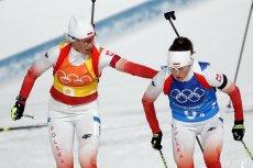 Polskie biathlonistki straciły szanse na medal w Pjongczangu, co załamało Tomasza Sikorę.