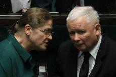 Krystyna Pawłowicz skomentowała zamieszki w Białymstoku podczas Marszu Równości.