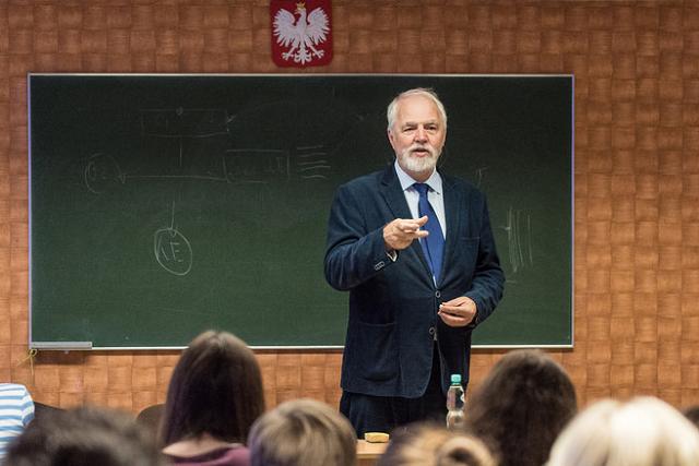 dr Jan Olbrycht, poseł do Parlamentu Europejskiego