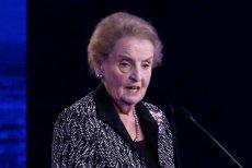Madeleine Albright krytycznie ocenia Jarosława Kaczyńskiego i kierowaną przez niego partię.