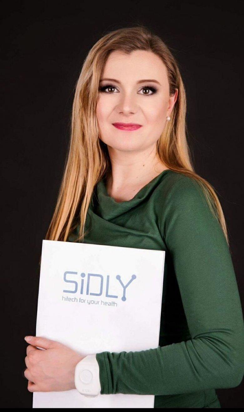 Edyta Kocyk – CEO firmy SiDLY.