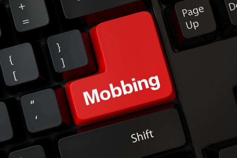 Mobbing to jeden z największych problemów na współczesnym rynku pracy.
