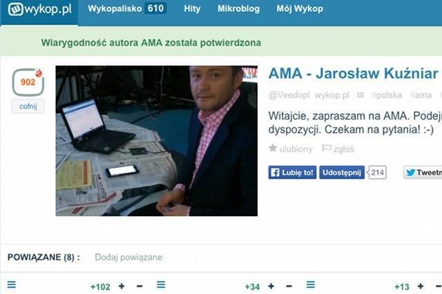 AMA - Jarosław Kuźniar