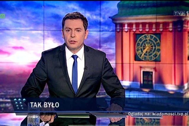 """Rada Programowa TVP uznała,że w nowych """"Wiadomościach"""" występują manipulacje."""