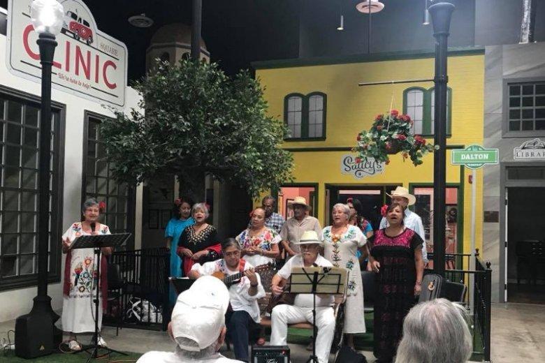 Town Square ma pomóc przywrócić pacjentom pozytywne wspomnienia