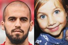 Córka polskiego piłkarza walczy życie. Filip Burkhardt poprosił internautów o modlitwę w jej intencji