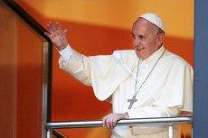 Papież zapewnił homoseksualistę, że to Bóg go takim stworzył.
