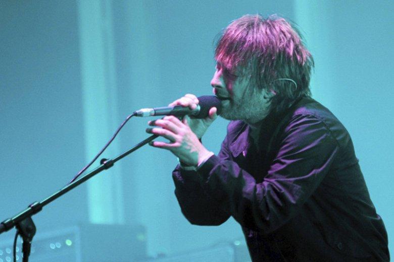 Radiohead wycofał swoje piosenki ze Spotify.