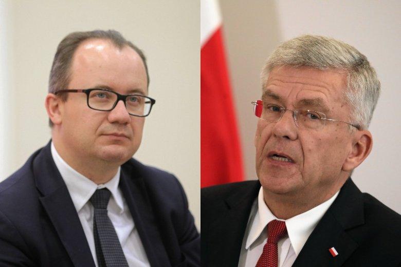 Stanisław Karczewski, marszałek Senatu, uważa, że Adam Bodnar powinien zrezygnować ze stanowiska RPO.