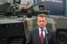 Wojsko pomoże policji w walce z epidemią koronawirusa. Poinformował o tym w komunikacie minister obrony narodowej Mariusz Błaszczak.