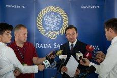 Maciej Mitera miał podpaść za wypowiedzi o uchwale Sądu Najwyższego.