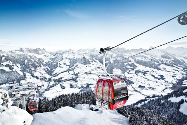 Kitzbuhel - najlepsza stacja narciarska na świecie