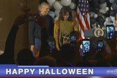 Barack i Michelle Obama zatańczyli taniec Zombie. Poszło im kiepsko, ale internauci przyznają, że już tęsknią za Obamami