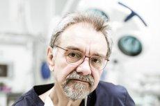 Prod. Romuald Dębski, nazwany przez prawicę aborterem, był jednym z najlepszych ginekologów w kraju.