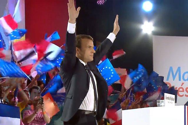 Partia prezydenta Macrona zdobyła większość w parlamencie.