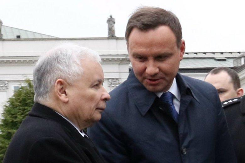 Marek Migalski uważa, że Jarosław Kaczyński nie poprze Andrzeja Dudy na drugą kadencję prezydencką.