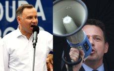 W drugiej turze wyborów prezydenckich zmierzy się Andrzej Duda i Rafał Trzaskowski.