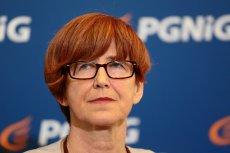 Minister Rafalska zapowiedziała, że zmian w składaniu wniosków o 500+ nie będzie.