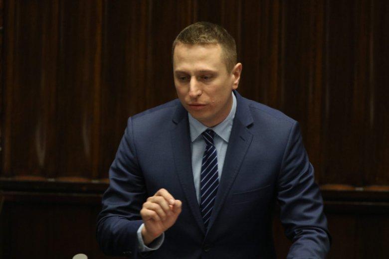 Krzysztof Brejza zgłosił zawiadomienie o usiłowaniu zabójstwa.