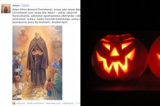 """Katolicy chcą """"odbić"""" Wszystkich Świętych i walczą z obchodami Halloween"""