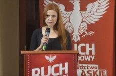 Siostra Borysa Budki -Anna startowała w 2014 roku do Europarlamentu z ramienia Ruchu Narodowego