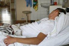 Rak nerki długo nie daje specyficznych objawów.