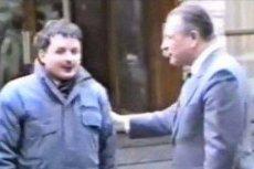 Lech Wałęsa opublikował zdjęcie Czesława Kiszczaka i Lecha Kaczyńskiego