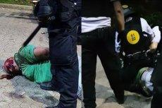 Polak został brutalnie pobity przez duńską policję w Kopenhadze.