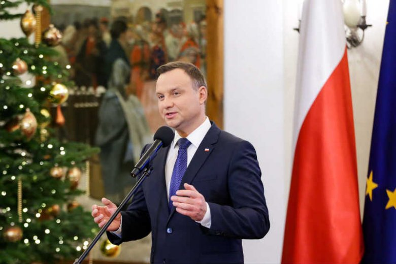 Andrzej Duda podjął decyzję ws. reformy edukacji.