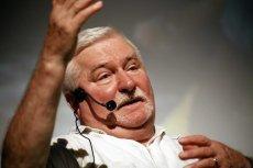 Lech Wałęsa zrzeka się nagrody Człowiek Roku