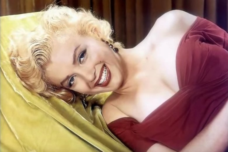 Marilyn Monroe cierpiała na bezsenność.