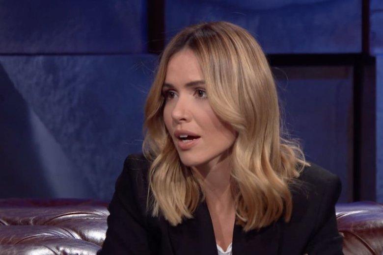 """Aktorka wystąpiła niedawno w filmie Xawerego Żuławskiego 'Mowa ptaków""""."""