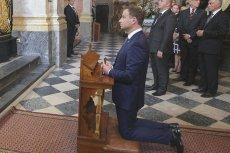 Podpisy pod kandydaturą Andrzeja Dudy mają być zbierane w jednej z podkarpackich parafii