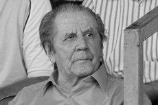 W nocy z soboty na niedzielę w Chorzowie zmarł Gerard Cieślik.
